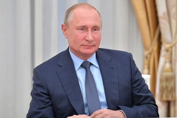 Путин объяснил россиянам, как не болеть