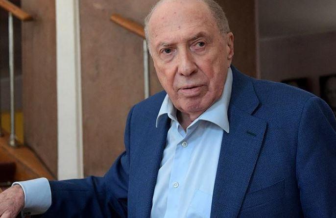 Скончался Сергей Юрский