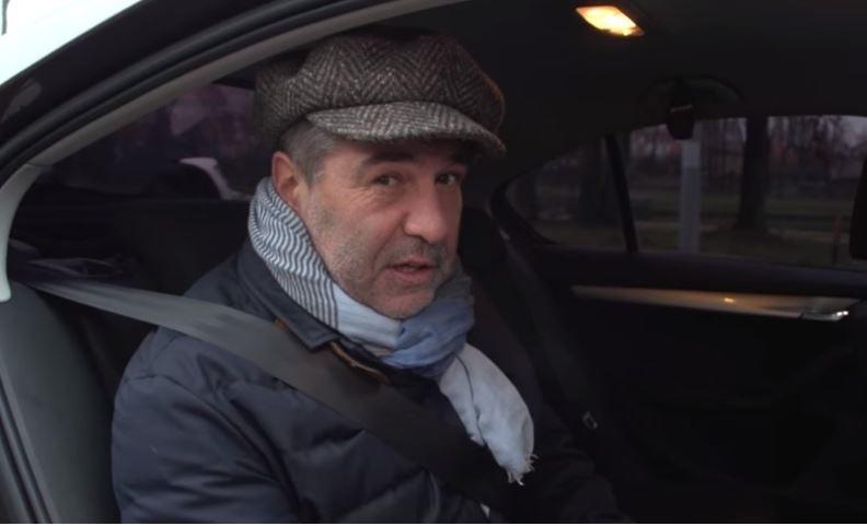 Гришковец полагает, что Шнуров «превратился в предателя»