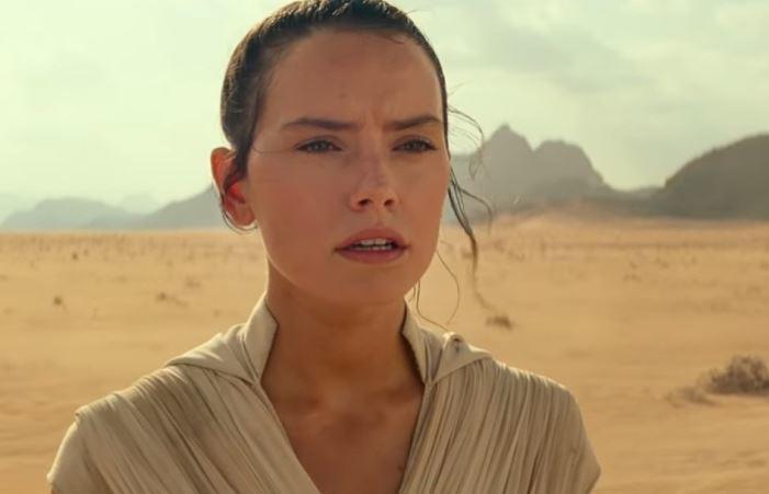 Первый тизер нового эпизода «Звездных войн» опубликован в Интернете