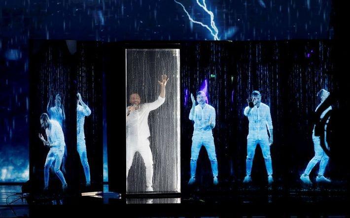 Клип Лазарева вошел в топ-5 по просмотрам на канале Евровидения