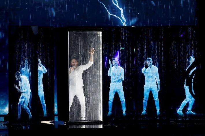 Дробыш считает безупречным выступление Лазарева в финале Евровидения