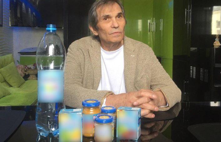 Алибасов через суд требует от производителя «Крота» и «Ашана» 100 миллионов рублей
